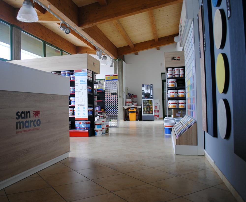 Silla Forlì area colore