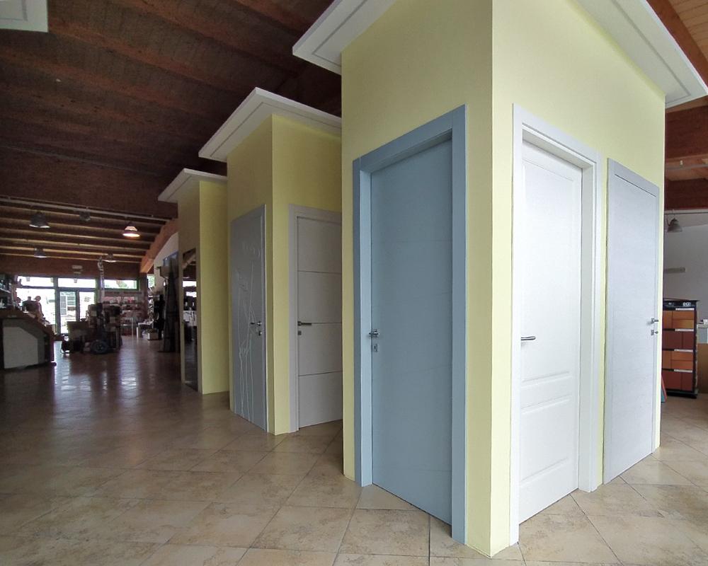 Silla Forlì bagno porte interne