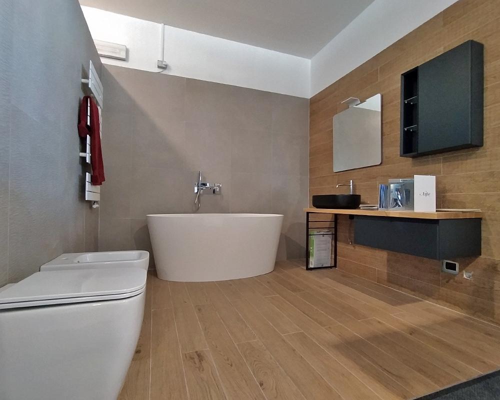 Silla Forlì bagno vasca