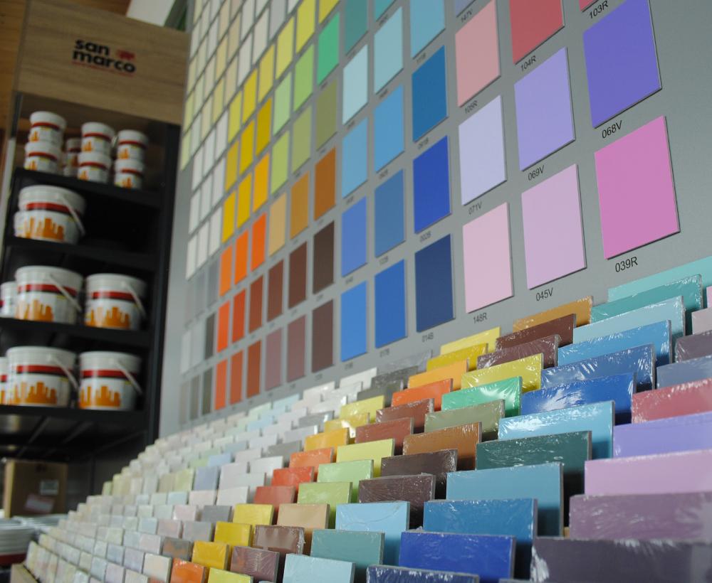 Silla Forlì colorificio
