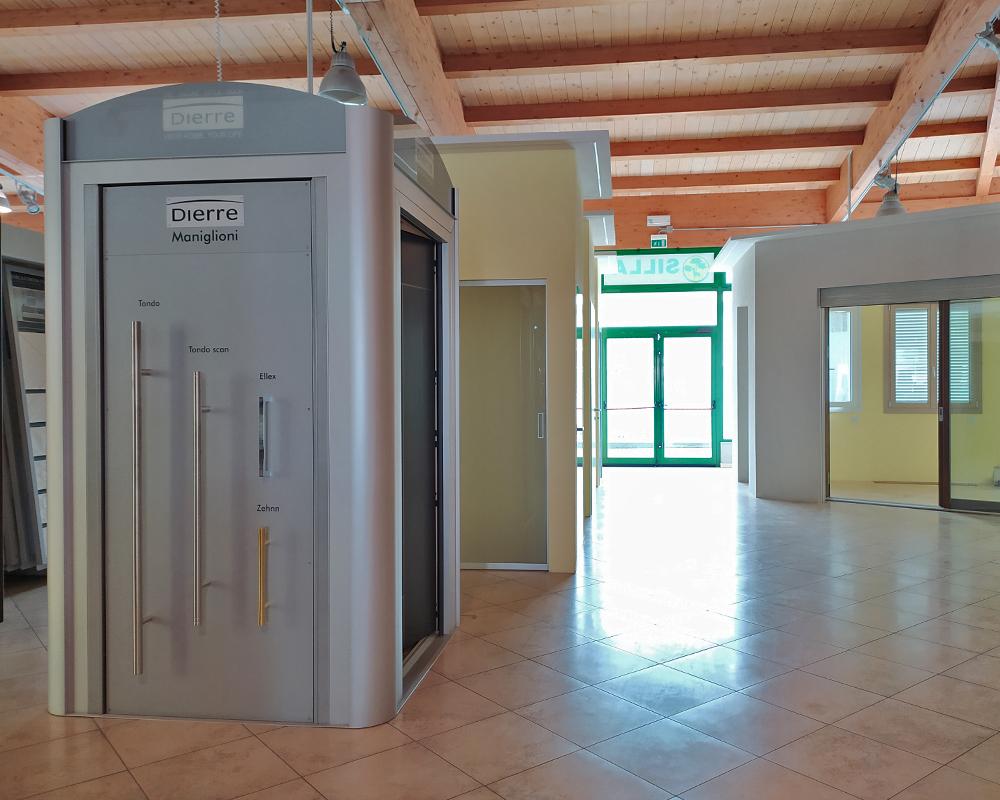 Silla Forlì porte e finestre